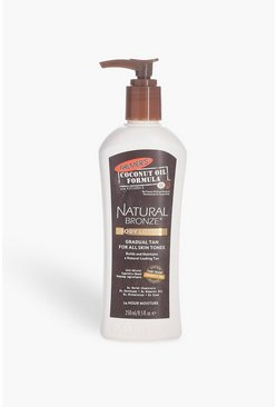 Brown Palmer's Coconut Natural Bronze 250ml