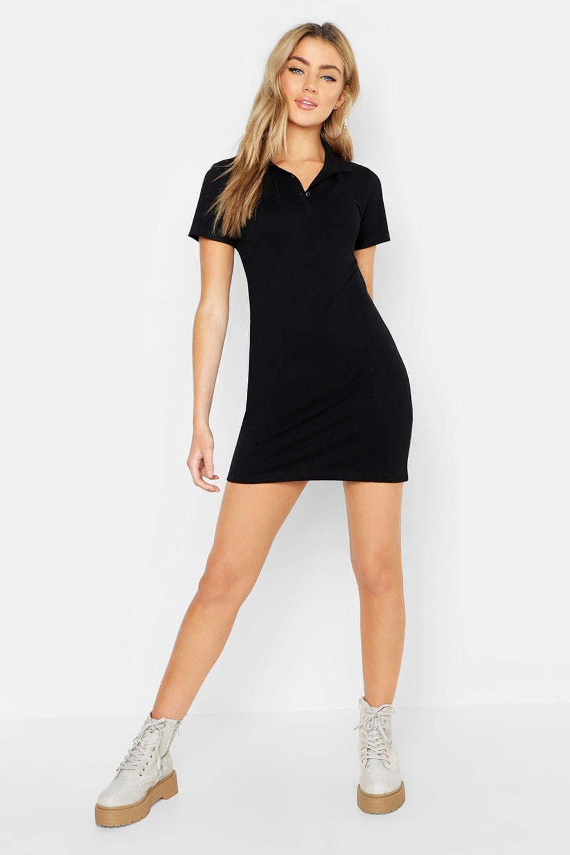 Short Sleeve Tennis Dress Boohoo Ireland