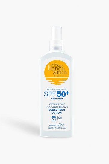 White Bondi Sands Lotion SPF50