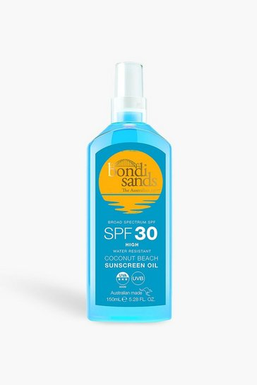 White Bondi Sands Sunscreen Oil SPF 30
