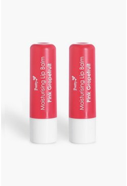 Pretty Grapefruit Lippenbalsam, Rosa