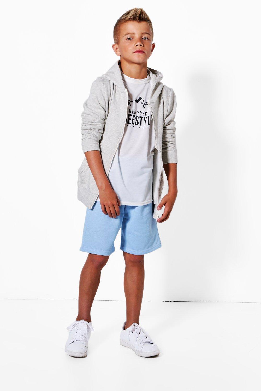 Boys Fleece Shorts | boohoo
