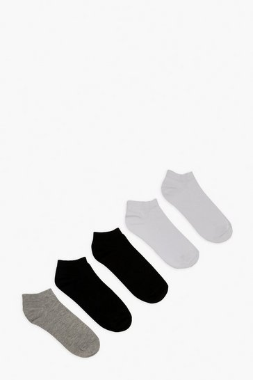 Multi Trainer Socks 5 Pack