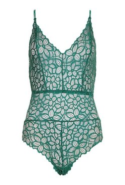 Emerald Woman Tape Lace Body