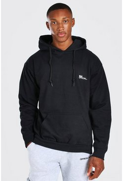 Black Man Official Hoodie