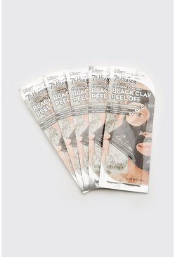Multi 5 Pack Clay Peel Off Mask