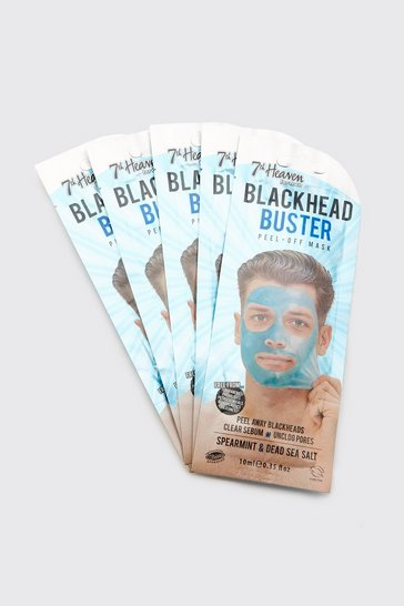 Multi 5 Pack Blackhead Buster Peel Off Mask
