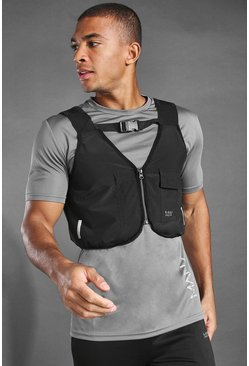 Black MAN Active Chest Rig