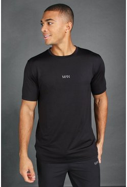 Black MAN Active T-Shirt