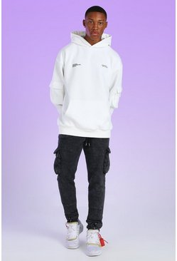 Oversized Official Cargo Tracksuit