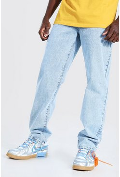 Light blue blue Relaxed Fit Jean