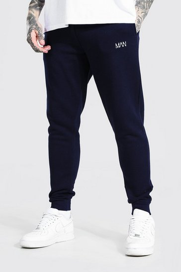 Navy Original MAN Skinny Fit Jogger