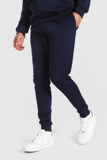 Navy Tall Basic Slim Fit Jogger