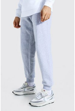 Grey marl grey Tall Basic Loose Fit Jogger