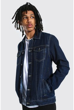 Dark blue blue Tall Regular Denim Western