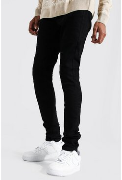 Jeans super skinny Tall, Nero