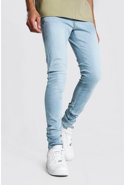 Ice blue Tall - Skinny jeans