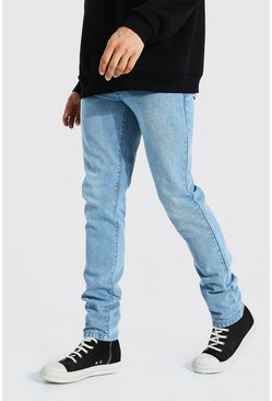 Light blue blue Tall Slim Rigid Jeans