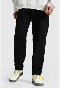 Washed black Tall Relaxed Fit Jean