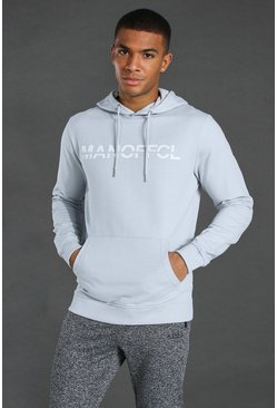 Grey Man Active Oth Gym Hoodie