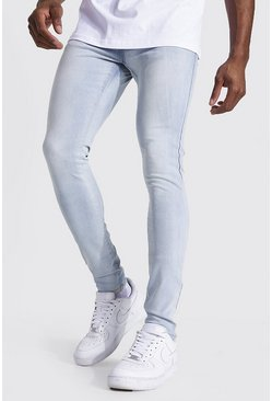 Jean super skinny, Ice blue