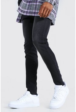 Charcoal grey Skinny Stretch Jean