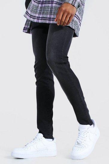 Charcoal grey Skinny Stretch Jean