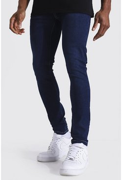 Indigo blue Super Skinny Stretch Jean