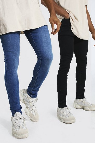 Multi 2 Pack Super Skinny Jean