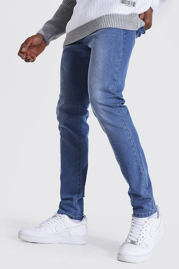 Light blue blue Skinny Stretch Jean