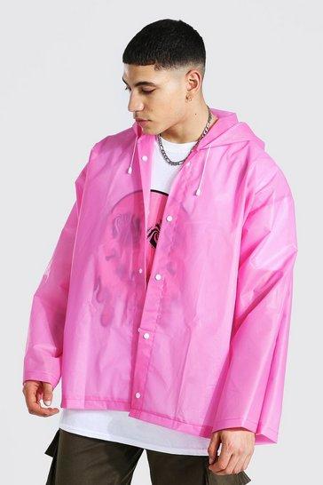 Pink Foldaway Short Mac