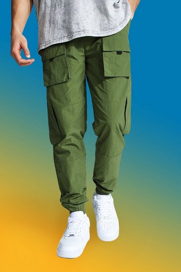 Green Man Official Cargo Trousers