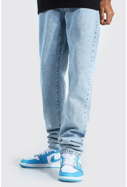 Light blue blue Tall Straight Leg Jean