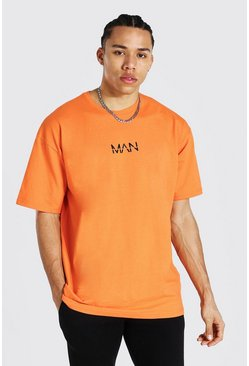 Orange Tall Man Original T-shirt
