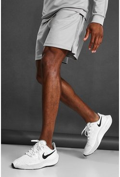 Grey Man Active Taped Shorts
