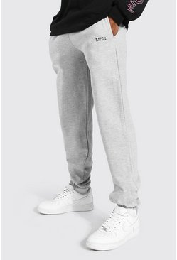 Grey Original Man Loose Joggers