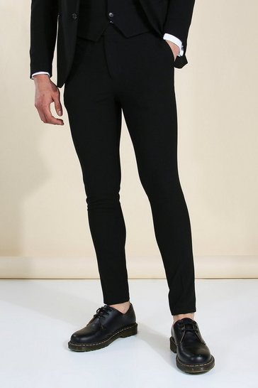 Super Skinny Black Suit