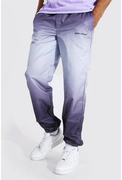 Black Man Official Ombre Shell Trouser