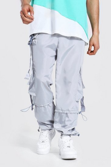 Grey Man Official Shell Multi Pocket Cargo Trouser