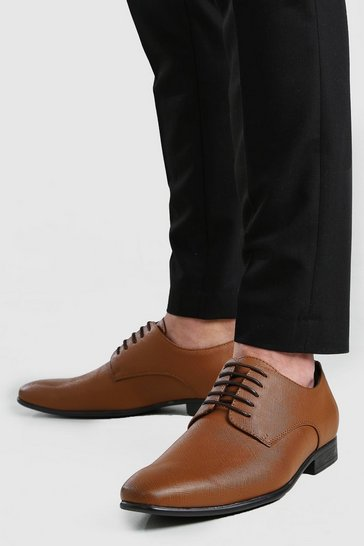 Tan brown Faux Leather Formals