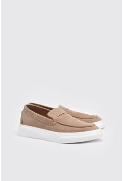 Stone Loafers i mockaimitation