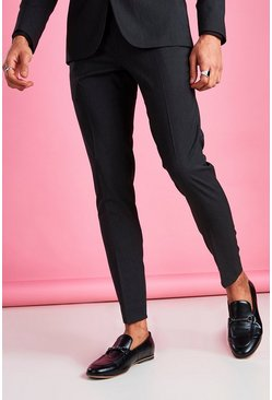 Charcoal grey Super Skinny Trouser