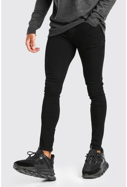 Black Super Skinny Jeans