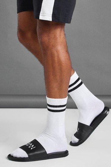 Black MAN Active Grip Slider