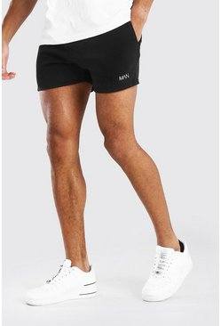 Black Original Man Short Length Short