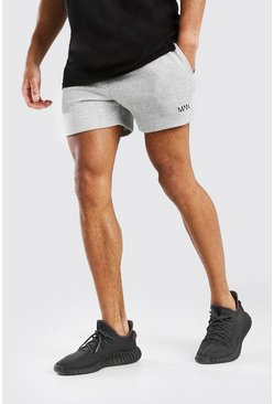 Grey marl grey Original Man Short Length Short
