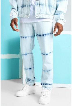 Ice blue Skinny Fit Bleached Jeans