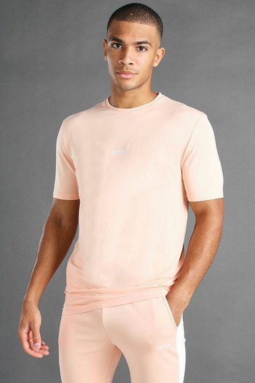 Peach MAN Active T-Shirt