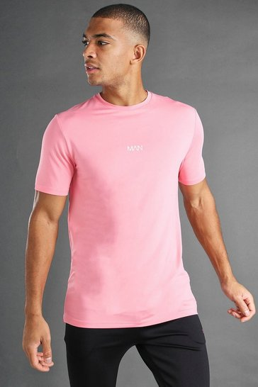 Pink MAN Active T-Shirt