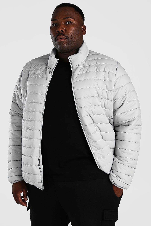 SALE Plus Size MAN Foldaway Jacket With Bag
